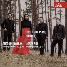 德佛札克/蘇克:鋼琴四重奏 約瑟夫.蘇克鋼琴四重奏 / Josef Suk Piano Quartet / Dvorak & Suk: Piano Quartets