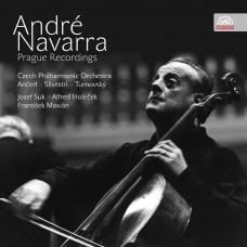 納瓦拉在布拉格錄音作品 安德烈·納瓦拉 大提琴 / Andre Navarra: Prague Recordings