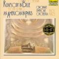 蓋希文:藍色狂想曲、一個美國人在巴黎 Gershwin:Rhapsody in Blue、An American in Paris