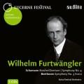 琉森音樂節歷史名演 Vol.12 福特萬格勒 舒曼:第4號/貝多芬:第3號交響曲 / Lucerne Festival Historic Performances Vol. XII Furtwangler / Schumann & Beethoven