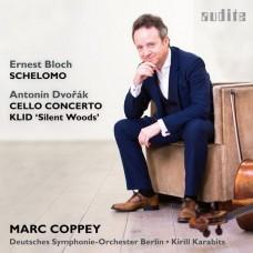 德佛札克:大提琴協奏曲 / 布洛赫:希伯來狂想曲 馬克·科佩 大提琴 / Dvorak: Cello Concerto & Klid - Bloch: Schelomo