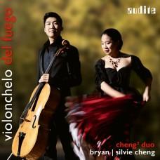 大提琴之火  法雅/薩拉沙泰等名曲 雙程姊弟二重奏  / Cheng² Duo / Violonchelo del fuego