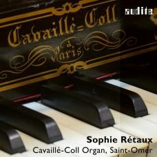 管風琴改編俄國音樂集 蘇菲雷托 管風琴 / Sophie Retaux / Organ – Transcriptions of Russian Music