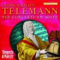 泰勒曼: 協奏樂組曲 海上風暴巴洛克室內樂團Tempesta di Mare / Telemann: The Concerti-en-Suite