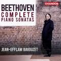 貝多芬鋼琴奏鳴曲全集,1~32號 尚-艾弗藍.巴佛傑 鋼琴 / Bavouzet / Beethoven: Piano Sonatas Nos. 1-32 (Complete)