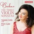 布拉姆斯: 三首小提琴奏鳴曲 泰絲敏.里托 小提琴 皮爾斯.藍 鋼琴 / Tasmin Little, Piers Lane / Brahms: The Three Violin Sonatas