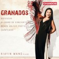葛拉納多斯:哥雅畫景 / 八首詩意的華爾滋 王夏音 鋼琴 / Xiayin Wang / Granados - Goyescas etc