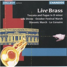(絕版))黑堤彌爾斯銅管樂團 演奏古典名曲 / Live Brass: The National Brass Band Fest