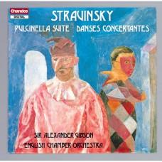 (絕版)史特拉文斯基:普契奈拉組曲、協奏舞曲 / Stravinsky: Pulcinella