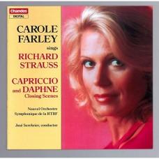 (絕版)理查史特勞斯:歌劇選集 / Strauss: Capriccio & Daphne: Closing....