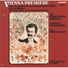 (絕版)維也納圓舞曲,第1集 / Vienna Premiere: Music of the Straus....
