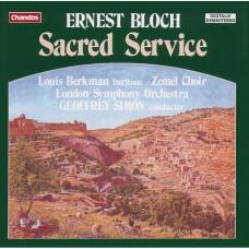 (絕版)(改CHAN10288)艾爾加:青年的魔杖組曲 / Bloch: Sacred Service