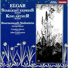 (絕版)艾爾加:《星光列車》組曲 / Elgar: Starlight Express