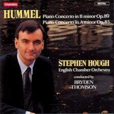 胡麥爾:鋼琴協奏曲 Hummel:Piano Concerto in B minor and in A minor