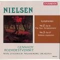 (絕版)尼爾森:第1.4號交響曲 / Nielsen: Symphonies 1 & 4