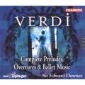 (絕版)威爾第:前奏曲,序曲和芭蕾音樂 全集 / Verdi:Complete Preludes,Overtures&Ballet