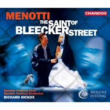 梅諾第:布里克街的聖徒 / Menotti:The Saint of Bleecker Street