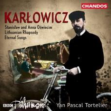 卡洛維茲:斯塔尼斯拉夫與安娜•奧絲維辛 / Karlowicz:Orchestral Works