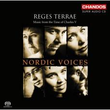 (SACD)泰利:查理五世時期音樂選集 / Reges Terrae: Music from the Time of Charles V