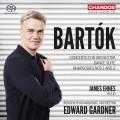 巴爾托克:交響協奏曲/舞蹈組曲/兩首狂想曲 加德納 指揮 艾尼斯 小提琴  / Edward Gardner, James Ehnes / Bartok: Concerto for Orchestra; Dance Suite; Rhapsodies Nos. 1 & 2