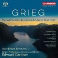 葛利格: 皮爾金組曲選曲 / 鋼琴協奏曲 尚-艾弗藍.巴佛傑 鋼琴  愛德華.加德納 指揮 / Jean-Efflam Bavouzet, Edward Gardner / Grieg - Peer Gynt / Piano Concerto