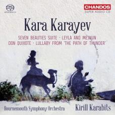 卡拉.卡拉耶夫:管弦樂作品集 基理爾.卡拉畢茲 指揮 伯恩茅斯交響樂團 / Kirill Karabits / Kara Karayev: Orchestral Works