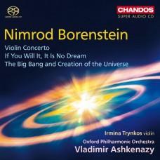 波恩斯坦:小提琴協奏曲&宇宙大爆炸 阿胥肯納吉 指揮 牛津愛樂交響樂團 / Vladimir Ashkenazy / Nimrod Borenstein: Violin Concerto