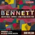 班奈特: 管弦樂作品第二集 約翰.威爾森 指揮 BBC蘇格蘭交響樂團John Wilson / Bennett: Orchestral Works, Vol. 2