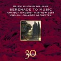 佛漢威廉士:音樂小夜曲、原野之花、五首神秘之歌 / Vaughan Williams: Serenade to Music