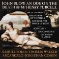 布羅 : 亨利.普賽爾先生逝世頌歌及其他作品 喬納森.柯恩 指揮 阿爾坎傑羅合奏團 / Arcangelo / Blow: An Ode on the Death of Mr Henry Purcell & other works