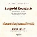 古典鋼琴協奏曲第四集 科策盧:鋼琴協奏曲第一.五.六號 霍華.薛利 鋼琴 The Classical Piano Concerto 4: Kozeluch