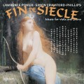 世紀末~中提琴與鋼琴作品集 Lawrence Power & Simon Crawford-Phillips / Fin de siecle
