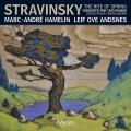 """""""史特拉文斯基: 春之祭及其他作品(雙鋼琴) 馬克-安卓.艾莫林 鋼琴 萊夫.奧維.安斯涅 鋼琴 """" / Marc-Andre Hamelin / Stravinsky: The Rite of Spring & other works for two pianos four hands"""