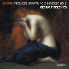 蕭邦: 前奏曲, 第二號鋼琴奏鳴曲, 第二號詼諧曲 塞德利克.提貝岡 鋼琴 / Cedric Tiberghien / Chopin: Preludes, Piano Sonata No 2 & Scherzo No 2