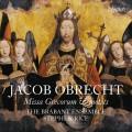 奧布雷赫特:(希臘人)彌撒曲及經文歌 史蒂芬.萊斯, 指揮 布拉班特合唱團 / The Brabant Ensemble / Obrecht: Missa Grecorum & motets