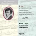 浪漫鋼琴協奏曲75 皮爾斯.藍 / 費迪南·里斯(貝多芬學生): 協奏曲第8,9號 / The Romantic Piano Concerto 75 - Ferdinand Ries / Piers Lane