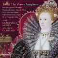 泰利斯: 奉獻宗教歌曲集 樞機主教音樂合唱團 / Tallis: The Votive Antiphons / The Cardinall's Musick