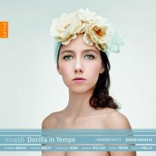 韋瓦第: 歌劇(坦佩的多麗拉) 法索利斯 指揮 巴洛克人古樂團 / Diego Fasolis + I Barrochisti / Vivaldi: Dorilla in Tempe