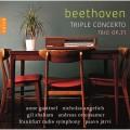 貝多芬: 三重協奏曲 夏漢 小提琴 嘉絲提妮爾 大提琴 / Anne Gastinel / Beethoven: Triple Concerto Op.56, Trio Op. 11