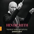 亨德密特: 交響曲(畫家馬諦斯)/變形  帕沃.賈維 指揮 法蘭克福廣播交響樂團 / Paavo Järvi / Hindemith