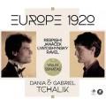 1920年代歐洲小提琴作品集~雷史畢基、楊納傑克、李亞托辛斯基&拉威爾 (加布里耶爾.柴利克, 小提琴 / 達尼亞.柴利克, 鋼琴) EUROPE 1920 – GABRIEL & DANIA TCHALIK EN MAI !