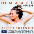 莫札特:歌劇選曲 (安妮特.芙莉琦, 女高音) / Anett Fritsch - Mozart-Arias