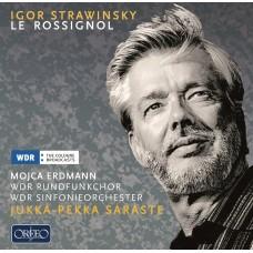 史特拉汶斯基:歌曲集(夜鶯) 女高音 艾爾德嫚 德國科隆西德廣播交響樂團/薩拉斯特 指揮 / Stravinsky: The Nightingale