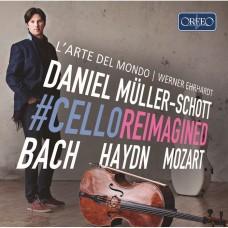丹尼爾.繆勒-修特 --巴哈/莫札特/海頓: 協奏曲(改編版) / Daniel Muller-Schott / Cello-Reimagined - Haydn, Bach, Mozart