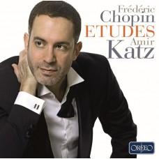 蕭邦;練習曲 阿米爾.卡茲 鋼琴 / Amir Katz / Chopin: Études