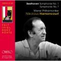 貝多芬:第一、七號交響曲 Nikolaus Harnoncourt / Beethoven: Symphonies Nos. 1 & 7