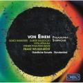 馮·艾內姆: (費城)交響曲,作品28/(部長)奏鳴曲 弗朗茲.魏瑟-莫斯特 指揮 維也納愛樂管弦樂團 / Von Einem: Philadelphia Symphonie op. 28