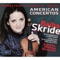 伯恩斯坦/康果爾德/羅薩 小提協奏曲集 貝芭.絲凱德 小提琴Baiba Skride / American Concertos