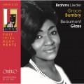 布拉姆斯: 藝術歌曲集 葛蕾斯.班布麗 女中音 / Grace Bumbry / Brahms: Lieder