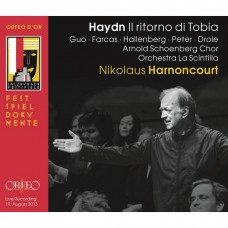 海頓:神劇(托比亞的回歸) 哈農庫特 指揮Nikolaus Harnoncourt / Haydn - Il ritorno di Tobia Salzburger Festspiele 2013/8/19